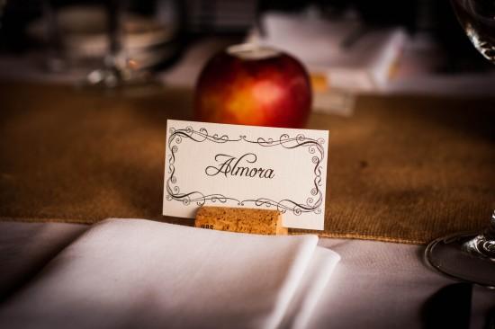 Almora and Leigh 71 550x366 Almora & Leigh's Rustic Winter Wedding