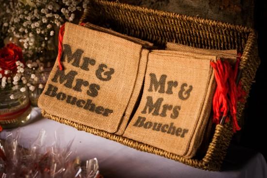 Almora and Leigh 75 550x366 Almora & Leigh's Rustic Winter Wedding