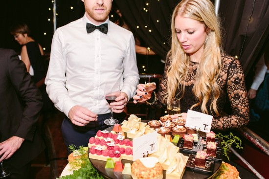 BrennanVanessa EngagementParty 132 550x366 An Enchanting Engagement At The Melbourne Aquarium