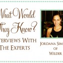 Jordana Simpson of Wilder