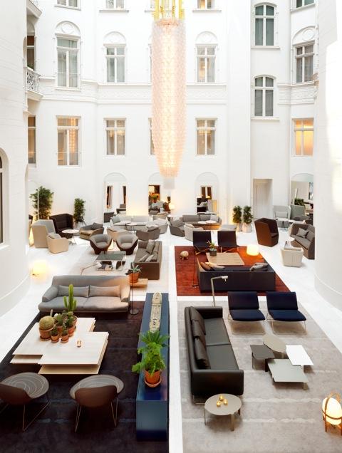 Nobis Hotel Lounge 3 High Honeymoon In Norway & Sweden