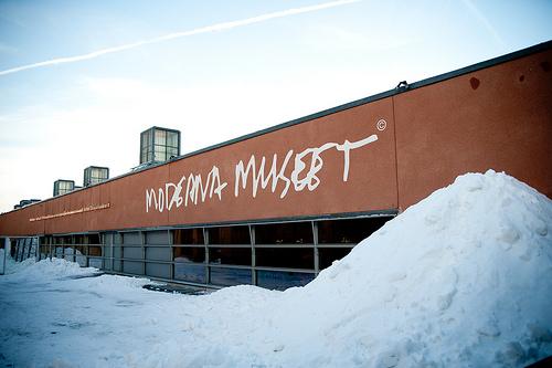 Stockholm Sweden Moderna Museet Stockholm car hire Honeymoon In Norway & Sweden