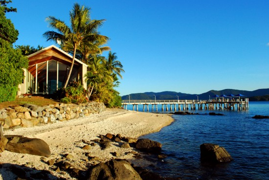 chapel2 550x368 Whitsundays Weddings: Daydream Island