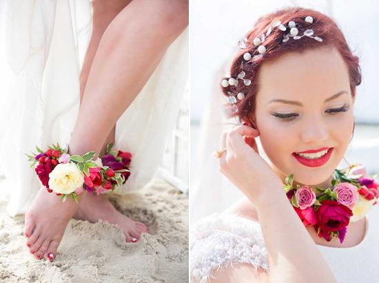 colourful beach wedding008