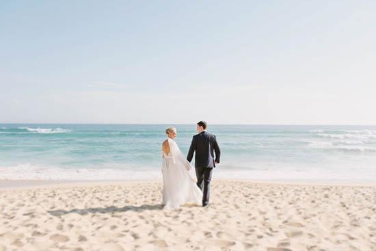 elegant beachside wedding1124