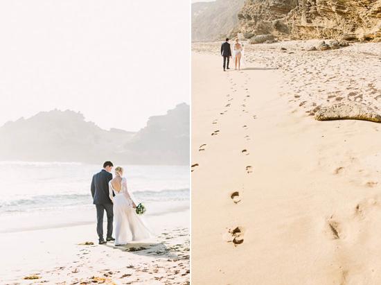 elegant beachside wedding1125