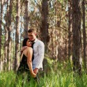 pine forest engagement001