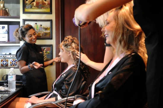 - prep BRIDAL SALON
