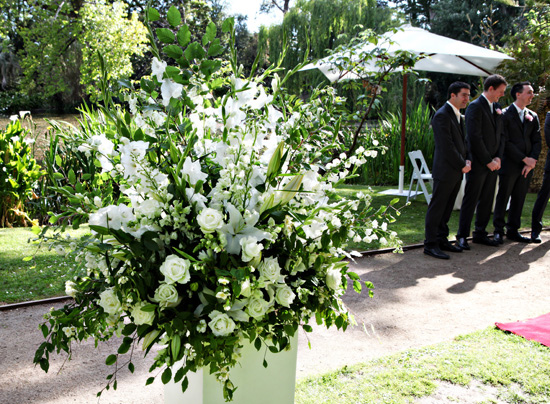 ripponlea garden wedding016 Megan and Matts Ripponlea Garden Wedding