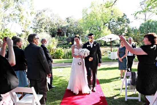 ripponlea garden wedding028 Megan and Matts Ripponlea Garden Wedding