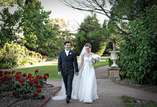 ripponlea garden wedding048 Megan and Matts Ripponlea Garden Wedding