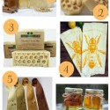 Honey & Bees Favours