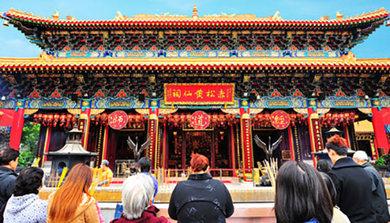 Wong Tai Sin 5 Things to Do on Your Hong Kong Honeymoon or Stopover