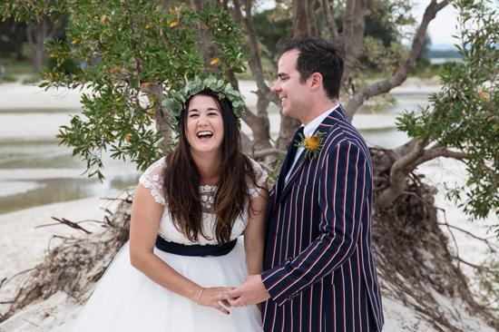 australian beach wedding014 Inspired Words Victoria
