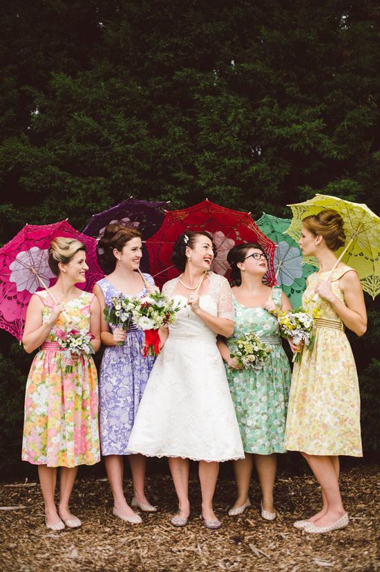 colourful 50ths vintage wedding055