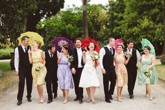 colourful 50ths vintage wedding064