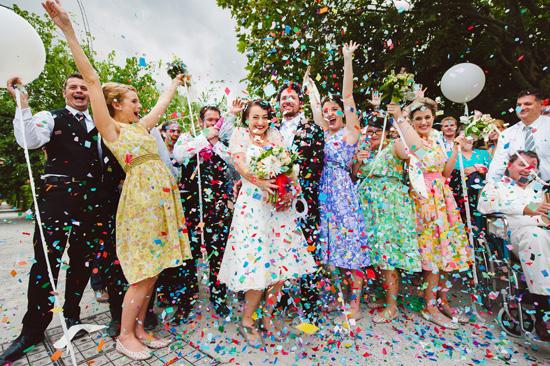 colourful 50ths vintage wedding069
