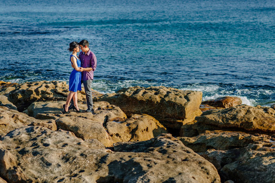 sunset island engagement004