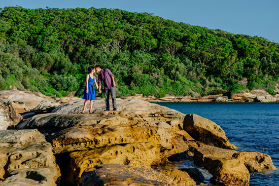sunset island engagement006