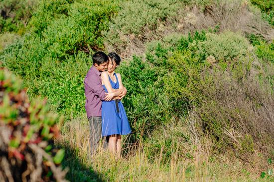 sunset island engagement007