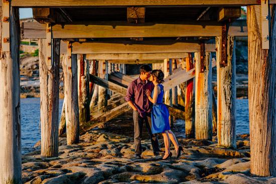 sunset island engagement027