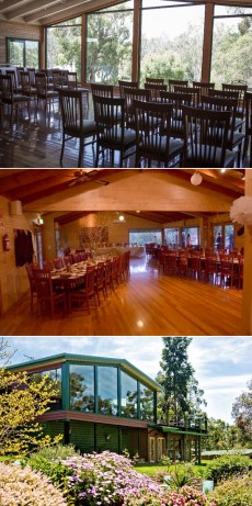yarra valley wedding reception