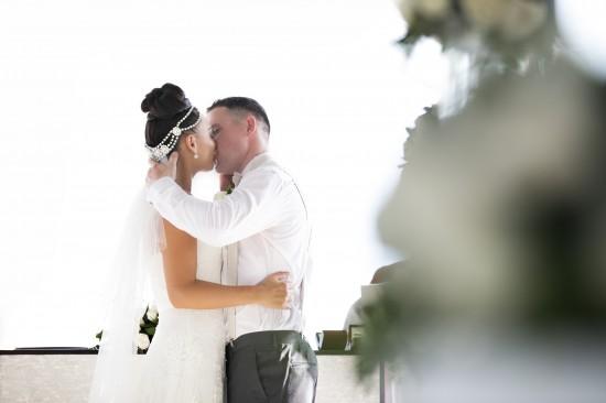 0614 Pearl Thomas SDH 234 550x366 Pearl & Toms Dream Bali Wedding