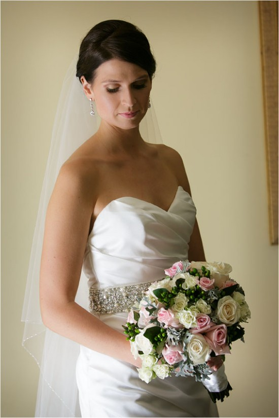 2241 550x824 Josh & Kassis Aqua Blue Wedding In The Glasshouse