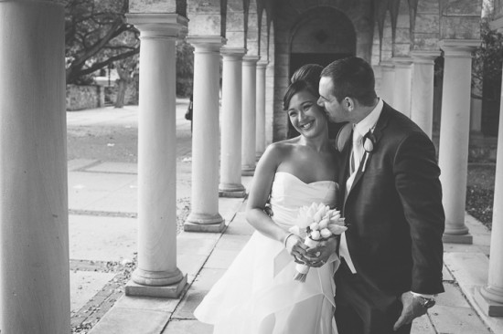 5 Bridal Party Portraits LR 050 550x366 Frances and Aarons White and Yellow Winter Wedding