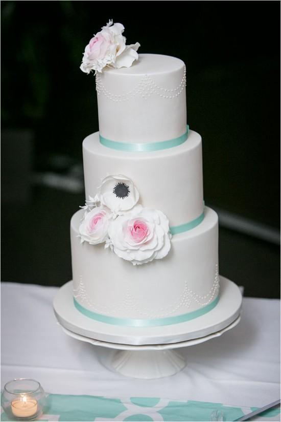 6601 550x824 Josh & Kassis Aqua Blue Wedding In The Glasshouse