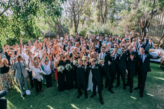 Delightful Dunsborough Wedding032