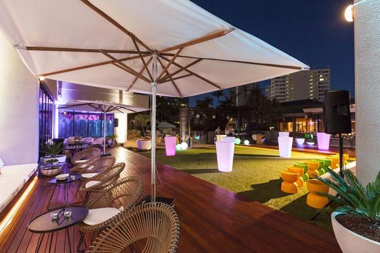 QT hotel Calypso Terrace