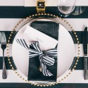 bold black and white tablescape019