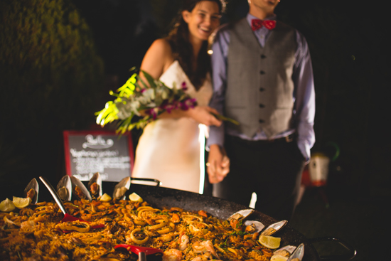 flavors of spain 2 Spanish Wedding Catering