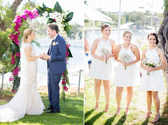 modern wedding by the river016