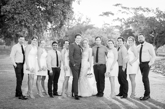 modern wedding by the river024