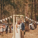 outdoor bush wedding040