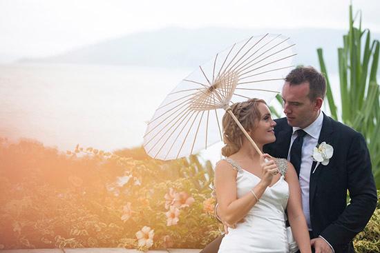 villa botanica wedding027 Groom Style Casey