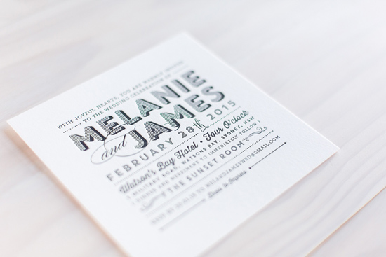 wedding invitations online011 Letterpress Wedding Invitations From The Print Fairy