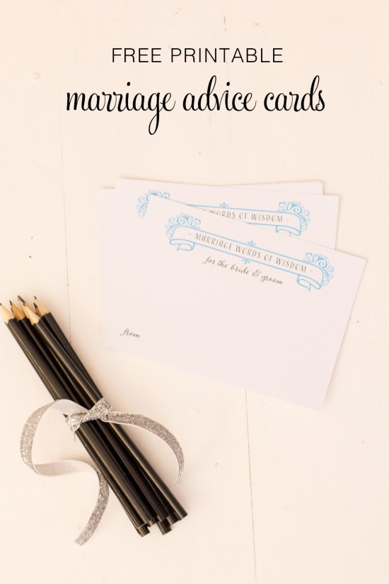 Akimbo wisdom cards title 550x825 DIY Free Printable Marriage Advice Cards