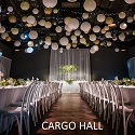 Cargo Hall Weddings banner