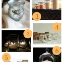 Glass candle holders1 125x125 Friday Roundup