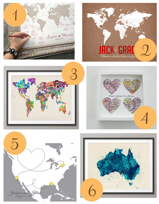 Map Art Prints Etsy Roundup Map Art Prints