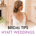 Hyatt Regency Corporation Weddings banner