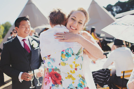 australian tipi wedding034 Emily and Brians Australian Tipi Wedding