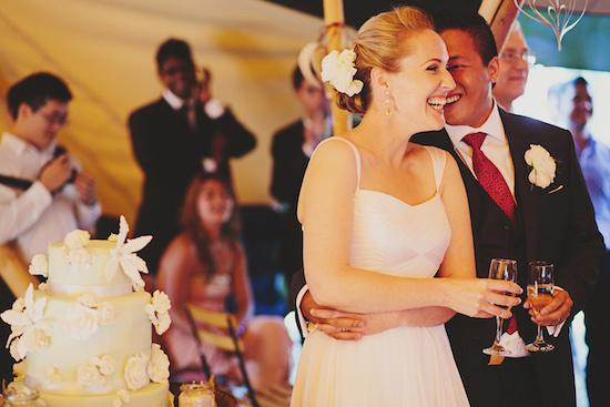 australian tipi wedding041 Emily and Brians Australian Tipi Wedding