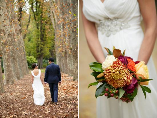 autumn substation wedding017 Claudine and Arjunas Autumn Substation Wedding