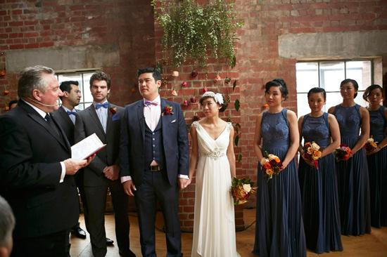 autumn substation wedding028 Claudine and Arjunas Autumn Substation Wedding