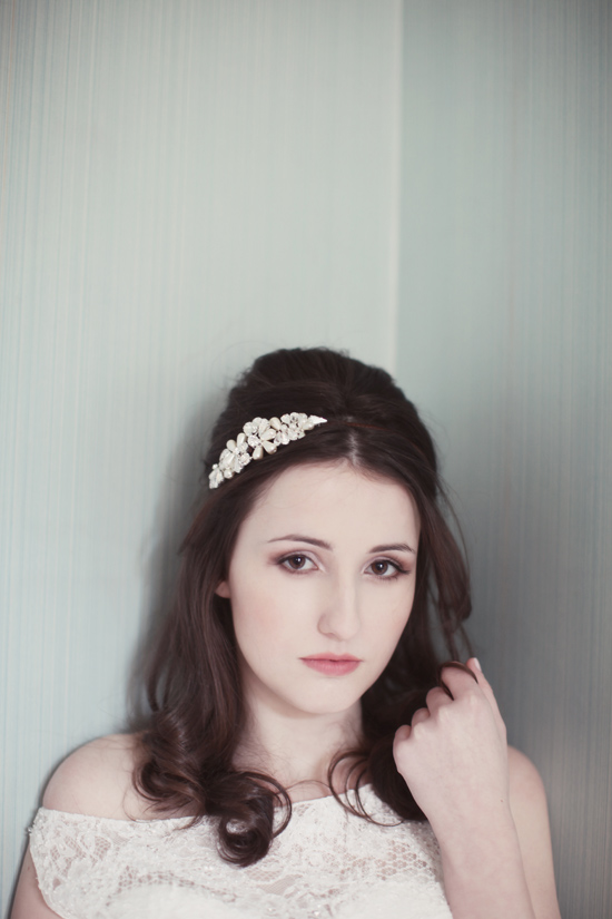 bohemian hair accessories004 Corrine Smith Design Hairpieces The Enchanted Collection