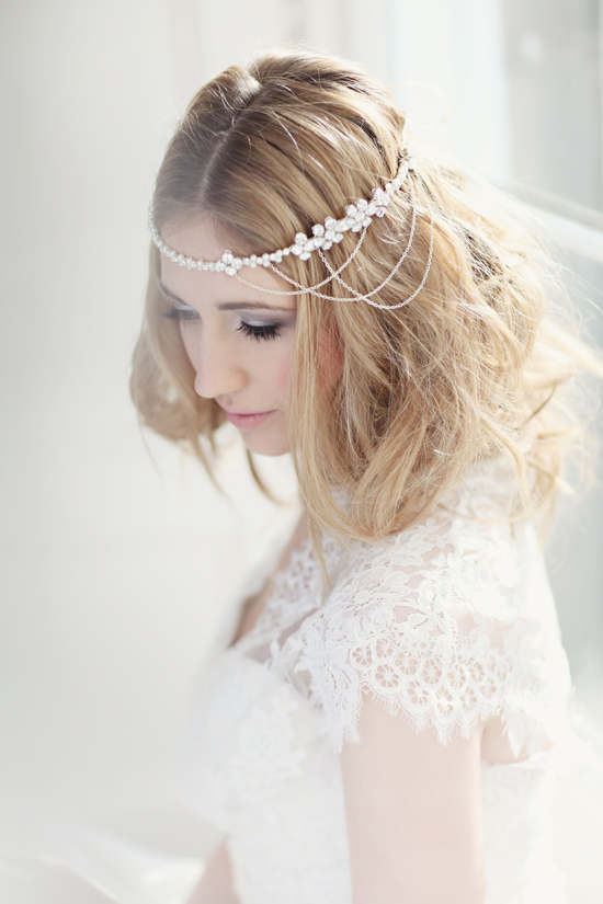 bohemian hair accessories010 Corrine Smith Design Hairpieces The Enchanted Collection